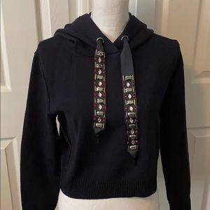 Zara Embellished Hoodie 💎